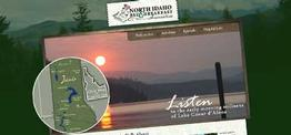 North Idaho Bed & Breakfast Association web design