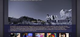 Ryan TourCo web design