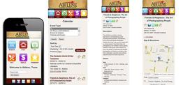 Abilene CVB web design