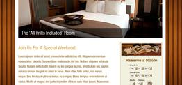 Patrick Lodging web design