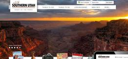 Kane County Tourism web design