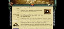 Cochise County, AZ web design