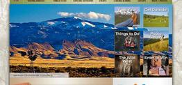 Village of Ruidoso  web design