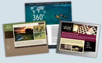 Ready-to-Go Web Site Designs